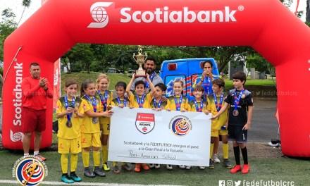 Pan-American School es la primera finalista del torneo Scotiabank