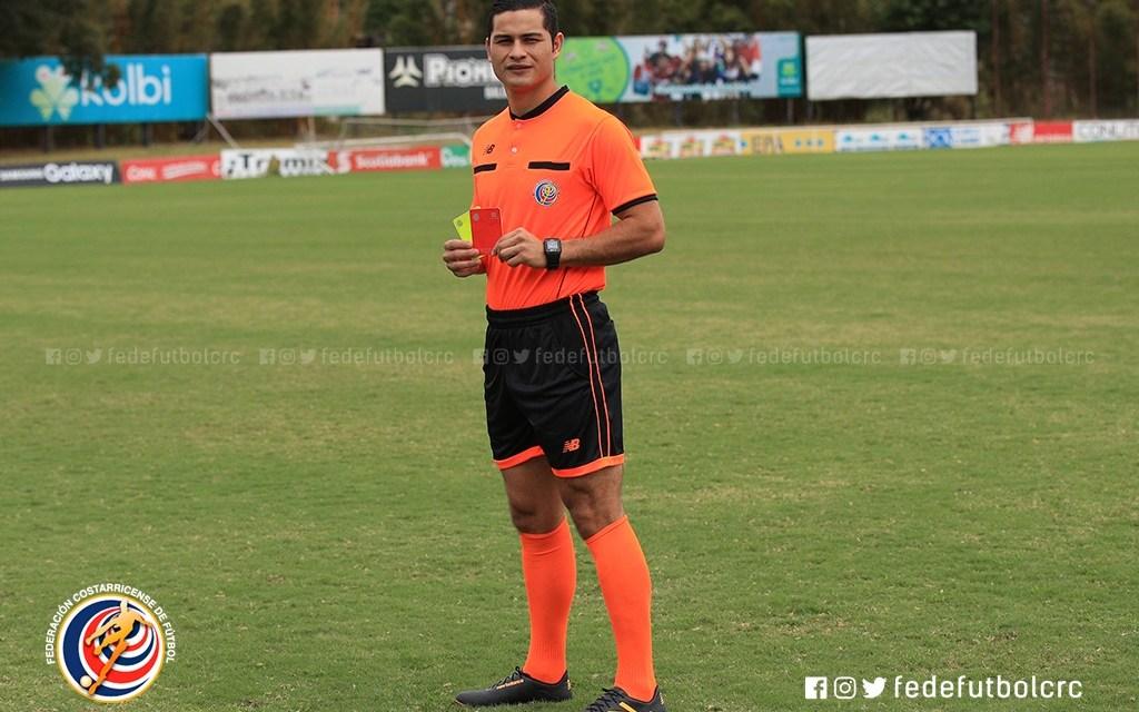 Keylor Herrera dirigirá el clásico provincial