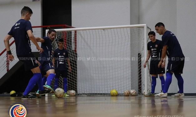 Fútbol sala se fogueará en Sudamérica