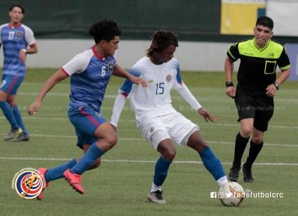 CRC vs BLZ Sub 18 octubre 2019 2