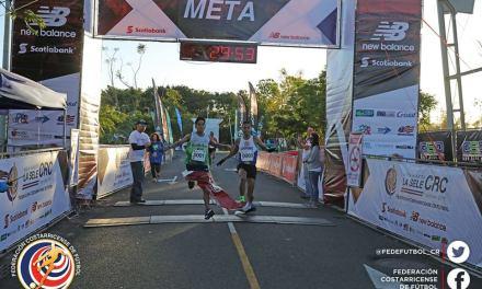 Media Maratón La Sele va a buen ritmo