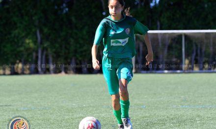 """""""Jugar con hombres me ayudó a crecer como futbolista"""""""