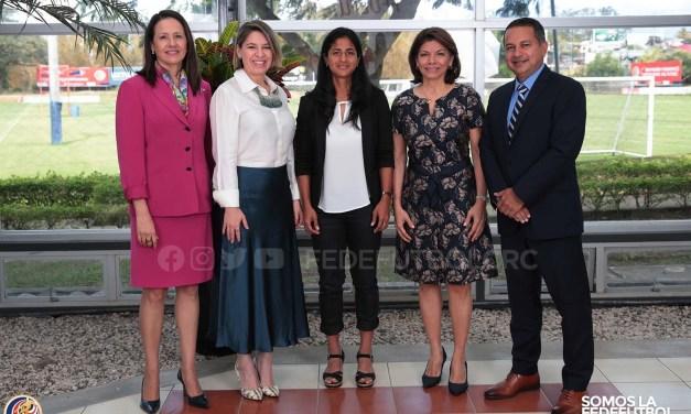 Comité Organizador de lujo para Mundial Sub20 Femenino