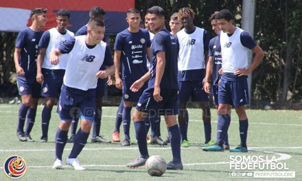 Sele Sub 20 saca un empate en Honduras