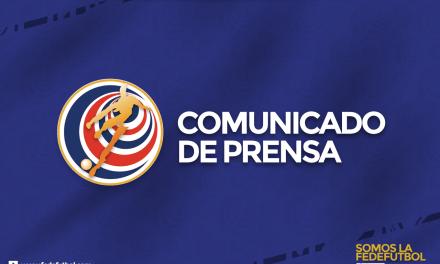 Registro Nacional ratifica Asamblea que nombró Comité Ejecutivo de la Fedefútbol