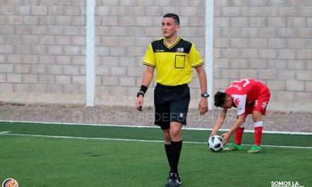 Rubén Palma: el árbitro con el fútbol en las venas debutará en Primera