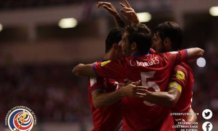 Costa Rica jugará 14 partidos camino a Catar 2022