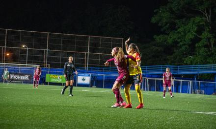 Suspendido el fútbol femenino en solidaridad con situación del país
