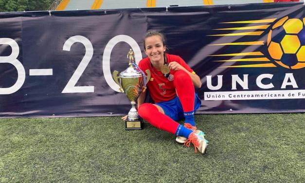 Valeria Del Campo: aquella niña que está a punto de cumplir el sueño mundialista