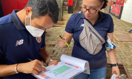 Mapas y planos de Sedes: el reflejo de la organización de un Mundial