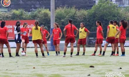 Pulir la defensa: el fundamento táctico que trabaja la Sub-20 femenina