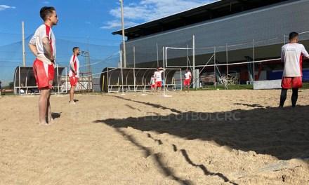La Sele de Playa regresa con ilusión y muchos retos