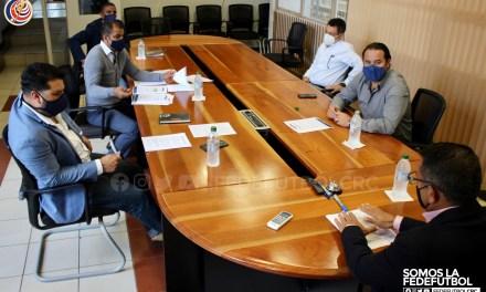 Fedefútbol y Asojupro firman convenio para la ruta hacia el Mundial de Catar