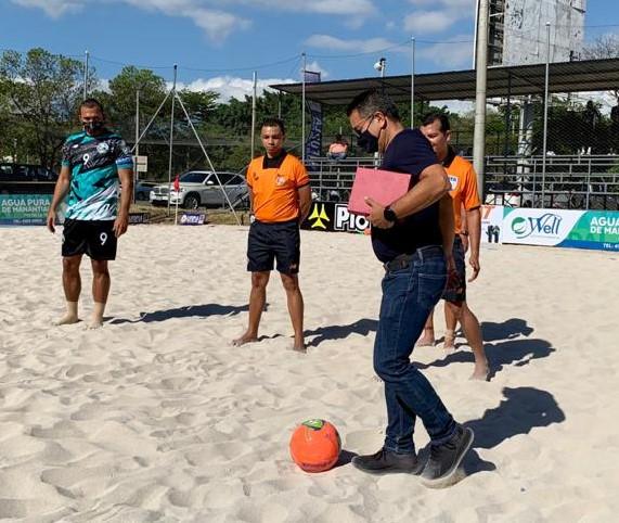 Playa dedica Torneo 2021 a Centenario de Fedefutbol marzo 2021 1