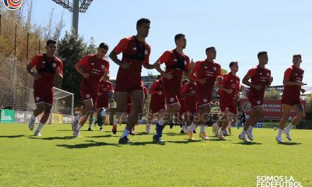 Experiencia internacional y en Primera División, un punto alto en la Tricolor Sub 23