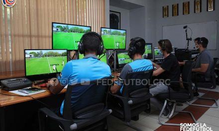 Arrancó capacitación VAR para réferis de Concacaf con la Fedefútbol como escenario