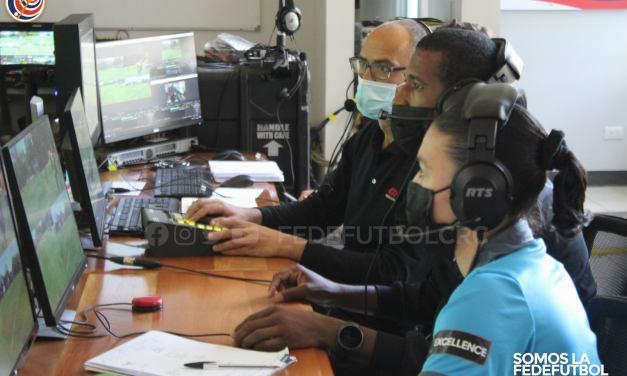 Exitoso cierre para capacitación de Concacaf sobre VAR realizada en la Fedefútbol