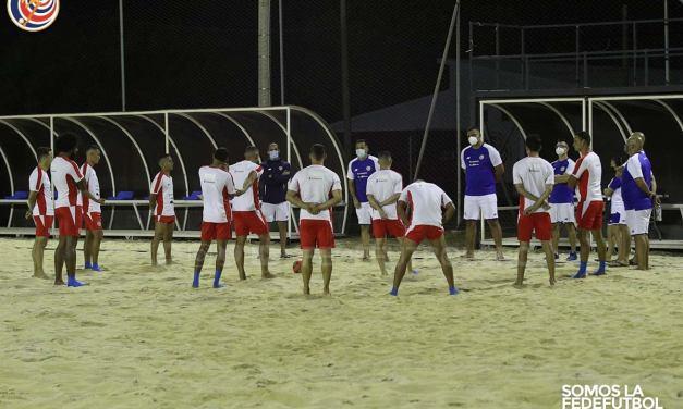La Sele de Playa inicia este lunes la búsqueda de su tercer boleto mundialista