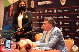 Luis Fernando Suarez Conferencia de prensa lista de convocados 26 de agosto