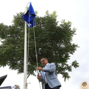 Rodolfo Villalobos Bandera Azul 7