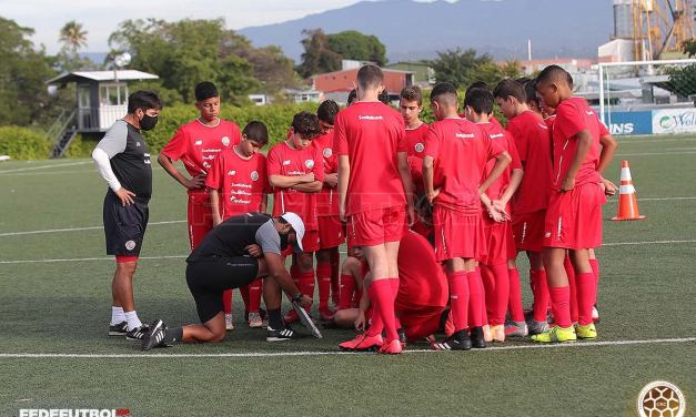 La Selección Sub 15 se renueva y sigue buscando talento