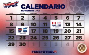 Calendario nov
