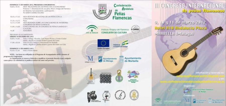 Triptico III Congreso A