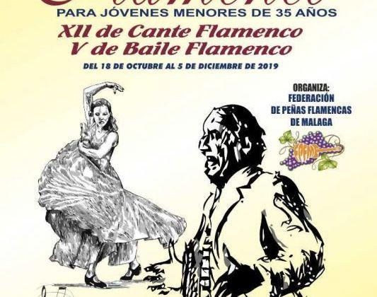 Concurso de Arte Flamenco para jóvenes 2019