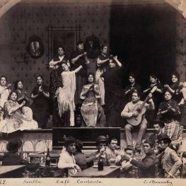 Espectáculo en el Cervantes EL FLAMENCO DEL SIGLO XIX el 23 de diciembre