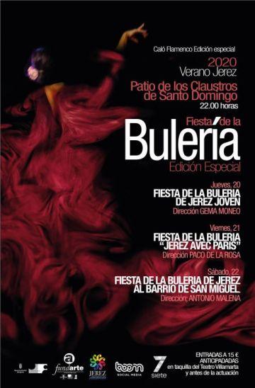 La Fiesta de La Bulería y los viernes Flamencos de Jerez se adaptan al Covid-19