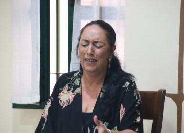 Cita con Amparo Heredia en el Aula de Flamenco de Málaga