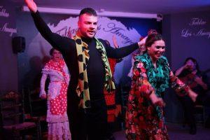 reabre el show de tablao flamenco los amayas