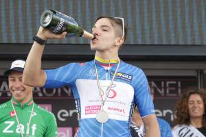 Etapa reina Giro de Italia Sub23
