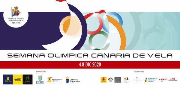 Culmina la vigesimo segunda edición de la Semana Olímpica Canaria de Vela con éxito