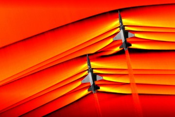 Nasa onde supersoniche