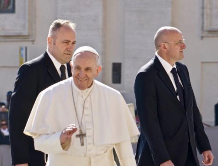 Papa Francesco 15 marzo 2017