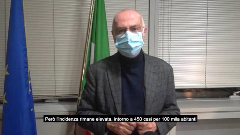 Gianni Rezza commento