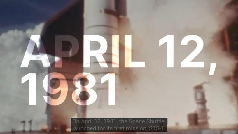 Nasa Shuttle Columbia