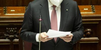presidente-consiglio-Draghi-parlamento