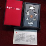 "1987 CANADA – ""DOUBLE DOLLAR PROOF SET"" – SUPER SET W/LEATHER HOLDER & MORE"