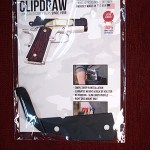 THE ORIGINAL CLIPDRAW – MODEL 1911 COMPACT,OFFICERS MOD., -NEW IN PKG.-FREE SHIP