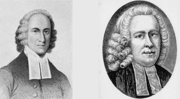 jonathan edwards and george whitefield essay Kidd, of course, is the author of george whitefield: america's spiritual founding  father  the first great awakening lecture focused on george whitefield,  jonathan edwards, charles chauncy,  here is a taste of the junto results  summary.