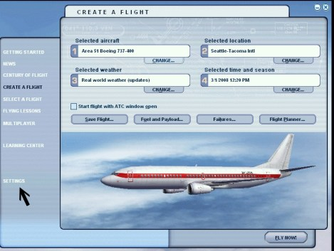 """AI 737 Skin for """"Janet"""" Flights"""