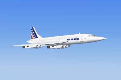 Air France Livery