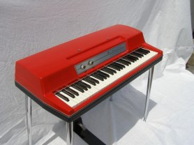 Custom Red Wurltizer 200