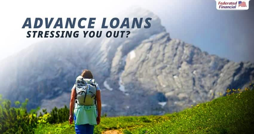 Advance loan debt