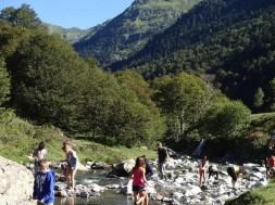 découverte de la rivière