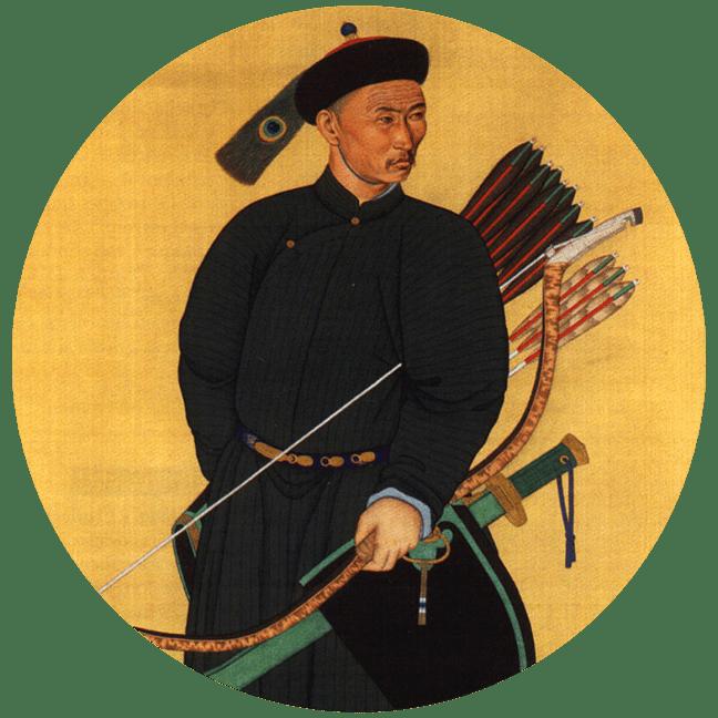 FWTS | Manchu Banner Soldier