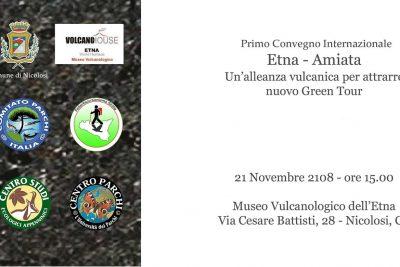 Etna e Amiata: un'alleanza vulcanica