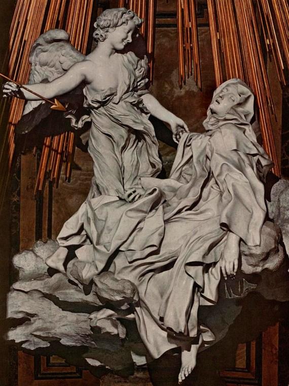 Il pARTicolare. L'Estasi di Santa Teresa di Gian Lorenzo Bernini
